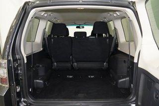 2018 Mitsubishi Pajero NX MY18 GLX Graphite 5 Speed Sports Automatic Wagon