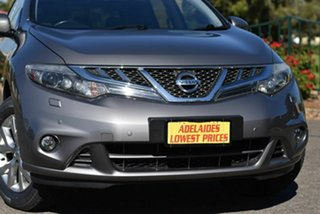2013 Nissan Murano Z51 Series 3 TI Grey 6 Speed Constant Variable Wagon