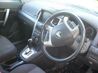 2010 Holden Captiva CG MY10 SX Grey 5 Speed Sports Automatic Wagon