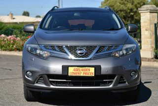 2013 Nissan Murano Z51 Series 3 TI Grey 6 Speed Constant Variable Wagon.