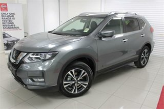 2021 Nissan X-Trail T32 ST-L Gun Metallic 7 Speed Constant Variable Wagon.
