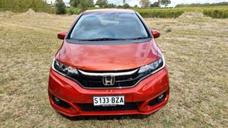 2019 Honda Jazz GF MY19 VTi-L Phoenix Orange/grey 1 Speed Constant Variable Hatchback.