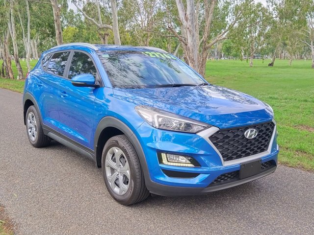 Used Hyundai Tucson TL2 MY18 Active 2WD North Rockhampton, 2018 Hyundai Tucson TL2 MY18 Active 2WD Blue 6 Speed Sports Automatic Wagon