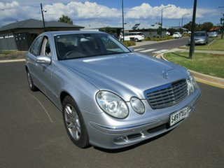 2005 Mercedes-Benz E280 211 MY06 Upgrade Elegance Silver 7 Speed Automatic G-Tronic Wagon.