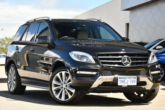 Used Mercedes-Benz M-Class W166 ML350 BlueTEC 7G-Tronic + Clarkson, 2013 Mercedes-Benz M-Class W166 ML350 BlueTEC 7G-Tronic + Black 7 Speed Sports Automatic Wagon