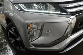 2019 Mitsubishi Eclipse Cross YA MY19 LS (2WD) Silver Continuous Variable Wagon.