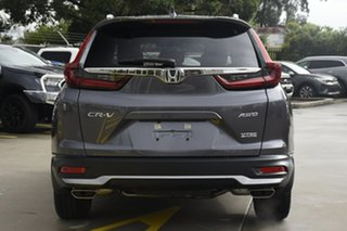 2021 Honda CR-V RW MY21 VTi 4WD LX AWD Crystal Black 1 Speed Constant Variable Wagon