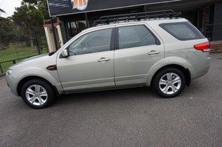 2011 Ford Territory SZ TX Seq Sport Shift Chill 6 Speed Sports Automatic Wagon.
