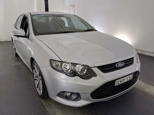 Used Ford Falcon FG MkII XR6 Limited Edition Maryville, 2012 Ford Falcon FG MkII XR6 Limited Edition Silver 6 Speed Sports Automatic Sedan