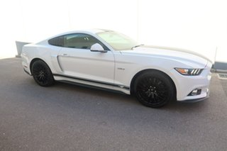 2016 Ford Mustang FM 2017MY GT Fastback SelectShift White 6 Speed Sports Automatic Fastback