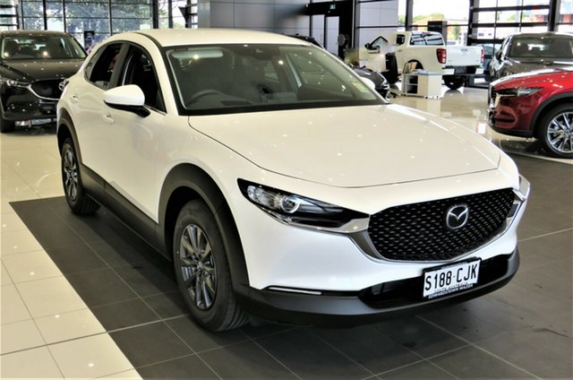 Demo Mazda CX-30 DM2W7A G20 SKYACTIV-MT Pure Edwardstown, 2020 Mazda CX-30 G20 SKYACTIV-MT Pure Wagon