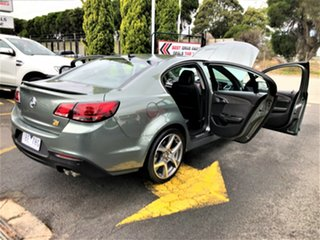 2014 Holden Commodore VF MY14 SS V Grey 6 Speed Sports Automatic Sedan