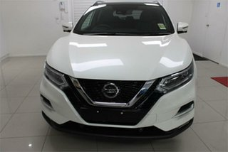 2021 Nissan Qashqai J11 Series 3 TI Ivory Pearl 1 Speed Constant Variable Wagon