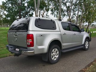 2015 Holden Colorado RG MY16 LTZ Crew Cab Silver 6 Speed Sports Automatic Utility