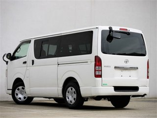 2009 Toyota HiAce KDH201RV DX White Automatic Van