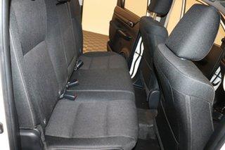 2017 Toyota Hilux GUN126R SR Double Cab Glacier 6 speed Automatic Cab Chassis