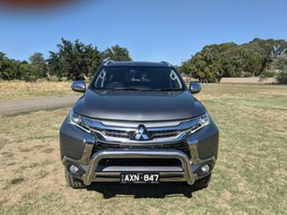 2018 Mitsubishi Pajero Sport QE MY18 GLS Grey 8 Speed Sports Automatic Wagon