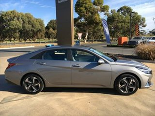 2021 Hyundai i30 CN7.V1 MY21 Elite Fluidic Metal 6 Speed Sports Automatic Sedan.