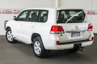 2011 Toyota Landcruiser VDJ200R Altitude SE Crystal Pearl 6 Speed Automatic Wagon.