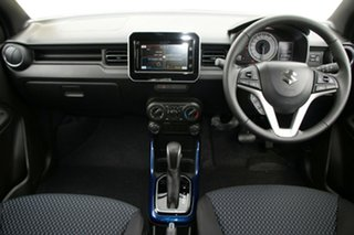 2020 Suzuki Ignis MF Series II GL Pure White Pearl 1 Speed Constant Variable Hatchback