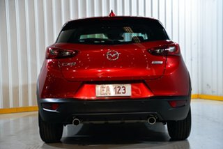 2018 Mazda CX-3 DK2W7A Maxx SKYACTIV-Drive Red/Black 6 Speed Sports Automatic Wagon