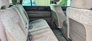 2001 Nissan Patrol GU II ST Blue 5 Speed Manual Wagon