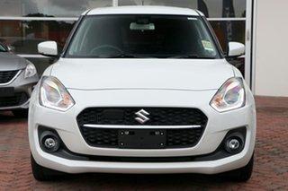 2020 Suzuki Swift AZ Series II GLX Turbo Pure White Pearl 6 Speed Automatic Hatchback
