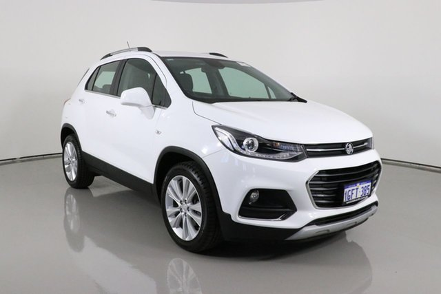 Used Holden Trax TJ MY17 LT Bentley, 2017 Holden Trax TJ MY17 LT White 6 Speed Automatic Wagon