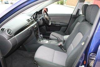 2006 Mazda 3 BK Maxx Blue 4 Speed Auto Activematic Hatchback