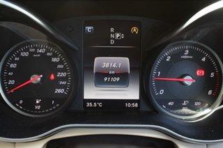 2015 Mercedes-Benz C250 205 BlueTEC Silver 7 Speed Automatic Wagon