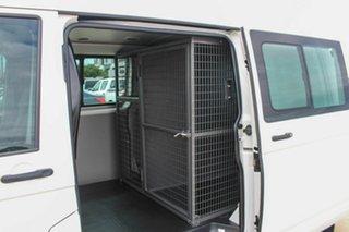 2016 Volkswagen Transporter T6 MY17 TDI340 SWB DSG White 7 Speed Sports Automatic Dual Clutch Van.