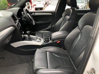 2015 Audi Q5 8R MY15 TDI S Tronic Quattro Sport Edition White 7 Speed Sports Automatic Dual Clutch