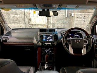 2015 Toyota Landcruiser Prado GDJ150R Kakadu White 6 Speed Sports Automatic Wagon