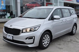 2018 Kia Carnival YP MY19 S Silver 8 Speed Sports Automatic Wagon.