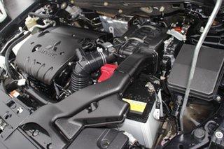 2014 Mitsubishi Lancer CJ MY15 GSR Sportback Black 5 Speed Manual Hatchback