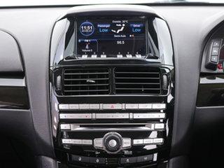 2010 Ford Falcon FG G6E Turbo Silver 6 Speed Automatic Sedan