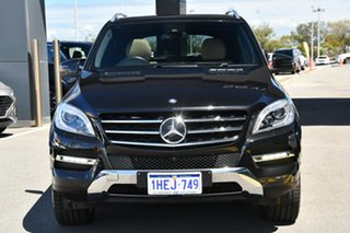 2013 Mercedes-Benz M-Class W166 ML350 BlueTEC 7G-Tronic + Black 7 Speed Sports Automatic Wagon