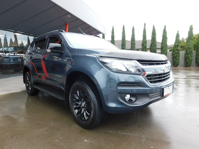 Pre-Owned Holden Trailblazer RG MY19 Z71 Wonthaggi, 2018 Holden Trailblazer RG MY19 Z71 Grey 6 Speed Sports Automatic Wagon