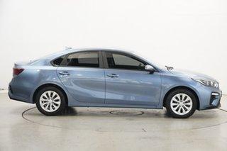 2020 Kia Cerato BD MY21 S Silver 6 Speed Sports Automatic Sedan