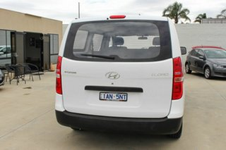 2013 Hyundai iLOAD TQ-V MY13 White 5 Speed Manual Van