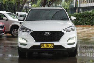 2018 Hyundai Tucson TL3 MY19 Active X (FWD) White 6 Speed Automatic Wagon