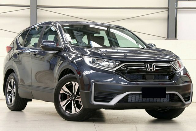 New Honda CR-V RW MY21 VTi FWD 7 Artarmon, 2020 Honda CR-V RW MY21 VTi FWD 7 Cosmic Blue 1 Speed Constant Variable Wagon