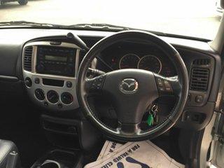 2004 Mazda Tribute Luxury Silver 4 Speed Automatic 4x4 Wagon
