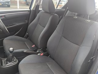 2014 Suzuki Swift FZ MY14 GL Navigator 5 Speed Manual Hatchback
