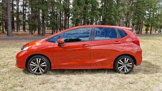 2019 Honda Jazz GF MY19 VTi-L Phoenix Orange/grey 1 Speed Constant Variable Hatchback