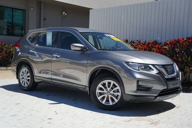 Used Nissan X-Trail T32 Series II ST X-tronic 4WD Cairns, 2019 Nissan X-Trail T32 Series II ST X-tronic 4WD Grey 7 Speed Constant Variable Wagon
