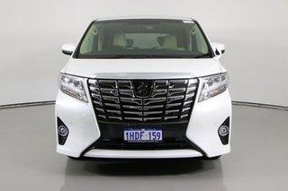 2016 Toyota Alphard GF 3.5L V6 Automatic 7 Seater Wagon.