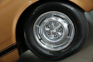 1967 Ford Falcon XR GT Gold 4 Speed Manual Sedan.