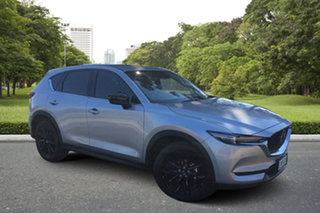 2021 Mazda CX-5 KF4WLA GT SKYACTIV-Drive i-ACTIV AWD SP Sonic Silver 6 Speed Sports Automatic Wagon.