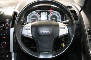 2016 Isuzu MU-X UC MY15 LS-M (4x2) White 5 Speed Automatic Wagon